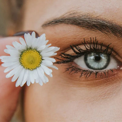 Göz altı kırşıklıkları