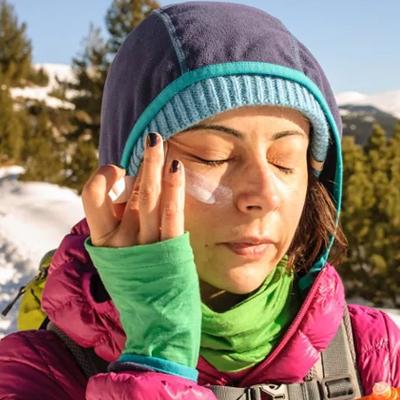Kışın Güneş Kremi